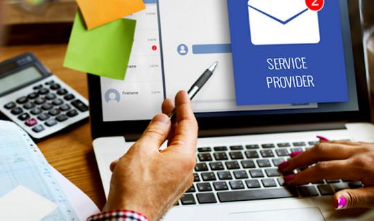 dịch vụ cho thuê email hosting