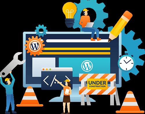 dịch vụ quản lý web doanh nghiệp